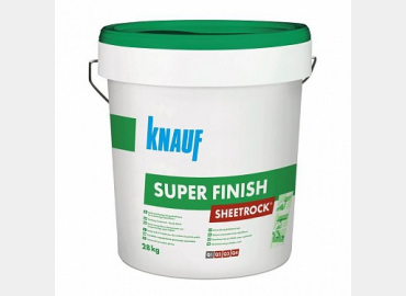 Knauf Super Finish - Sheetrock