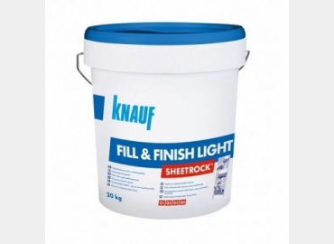 Knauf Fill and Finish light - Sheetrock